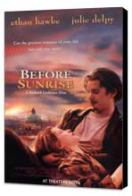 Before Sunrise - 27 x 40 Movie Poster - Style A - Museum Wrapped Canvas