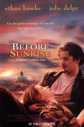 Before Sunrise - 11 x 17 Movie Poster - Style A