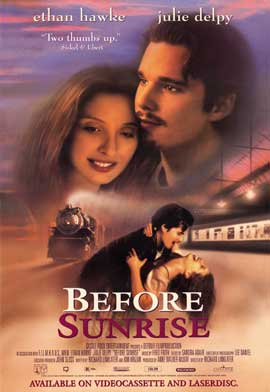 Before Sunrise - 11 x 17 Movie Poster - Style B
