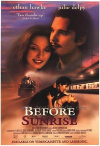 Before Sunrise - 27 x 40 Movie Poster - Style B