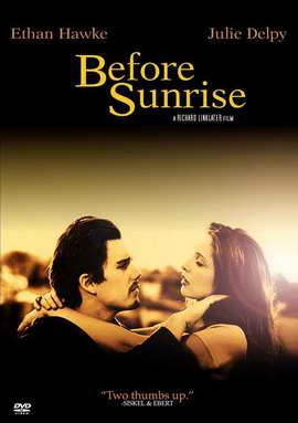 Before Sunrise - 27 x 40 Movie Poster - Style C