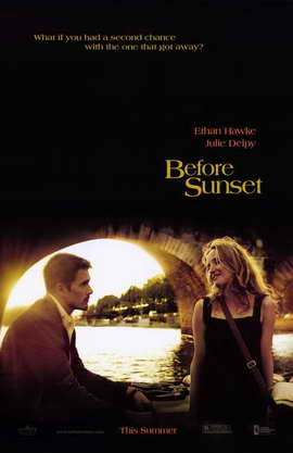 Before Sunset - 11 x 17 Movie Poster - Style A