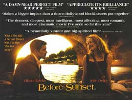 Before Sunset - 11 x 17 Movie Poster - UK Style A