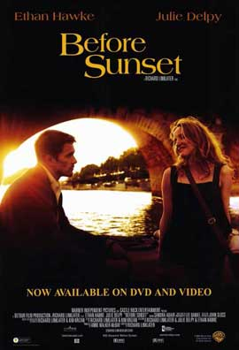 Before Sunset - 11 x 17 Movie Poster - Style B