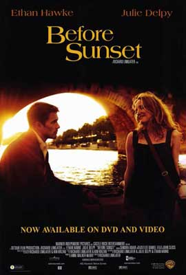 Before Sunset - 27 x 40 Movie Poster - Style B