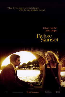Before Sunset - 27 x 40 Movie Poster - Style A