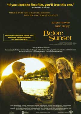 Before Sunset - 11 x 17 Movie Poster - Style C