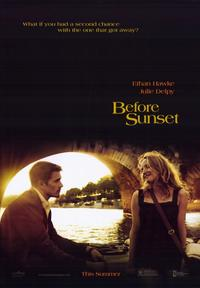 Before Sunset - 43 x 62 Movie Poster - Bus Shelter Style A