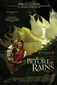 Before the Rains - 11 x 17 Movie Poster - Style A