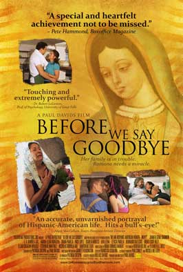 Before We Say Goodbye - 11 x 17 Movie Poster - Style B