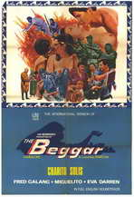 Beggar - 27 x 40 Movie Poster - Style A