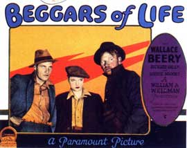 Beggars of Life - 11 x 17 Movie Poster - Style A
