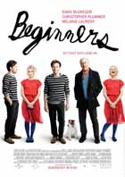 Beginners - 11 x 17 Movie Poster - German Style A