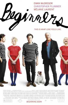 Beginners - 11 x 17 Movie Poster - Style A