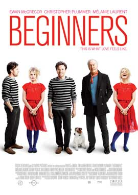 Beginners - 27 x 40 Movie Poster - Swedish Style A