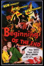 Beginning of the End - 27 x 40 Movie Poster - Style A