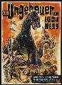 Behemoth the Sea Monster - 43 x 62 Movie Poster - German Style A