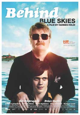 Behind Blue Skies - 27 x 40 Movie Poster - UK Style A