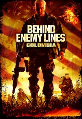 Behind Enemy Lines: Colombia - 11 x 17 Movie Poster - Style A