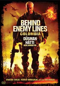 Behind Enemy Lines: Colombia - 11 x 17 Movie Poster - Style B