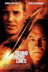 Behind Enemy Lines - 27 x 40 Movie Poster - Style B