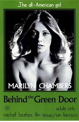 Behind the Green Door - 11 x 17 Movie Poster - Style A
