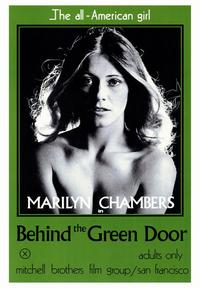 Behind the Green Door - 43 x 62 Movie Poster - Bus Shelter Style A