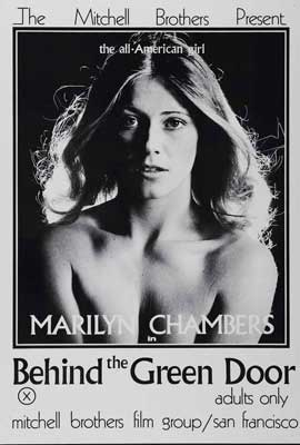 Behind the Green Door - 27 x 40 Movie Poster - Style B