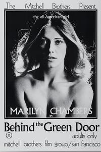 Behind the Green Door - 43 x 62 Movie Poster - Bus Shelter Style B