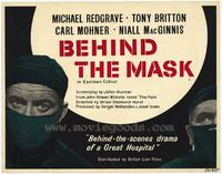 Behind the Mask - 11 x 14 Movie Poster - Style A