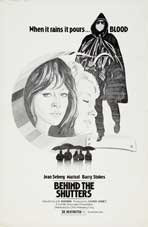 Behind the Shutters - 11 x 17 Movie Poster - Style B