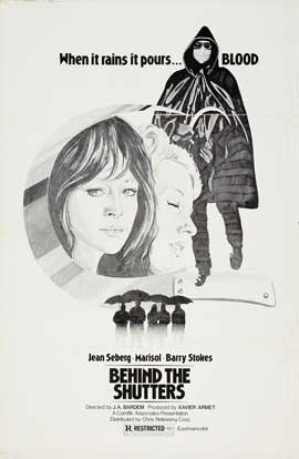 Behind the Shutters - 27 x 40 Movie Poster - Style B