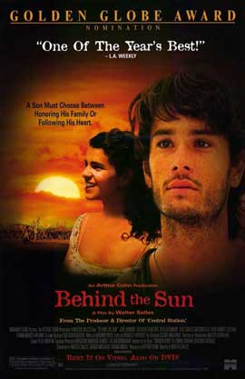 Behind the Sun - 11 x 17 Movie Poster - Style B