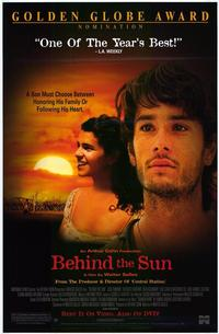 Behind the Sun - 27 x 40 Movie Poster - Style B