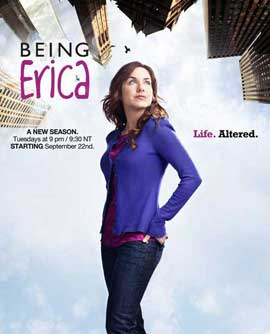 Being Erica - 11 x 14 Movie Poster - Style A