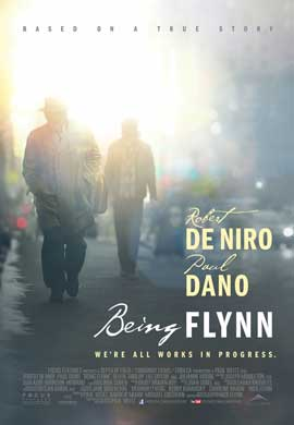 Being Flynn - 11 x 17 Movie Poster - Style A