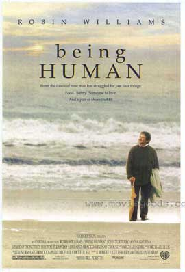 Being Human - 11 x 17 Movie Poster - Style A