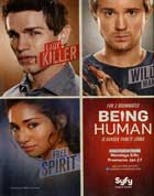 Being Human (TV) - 11 x 14 TV Poster - Style A