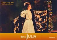 Being Julia - 11 x 14 Poster German Style C