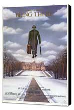 Being There - 11 x 17 Movie Poster - Style A - Museum Wrapped Canvas