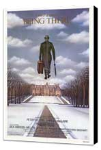 Being There - 27 x 40 Movie Poster - Style A - Museum Wrapped Canvas