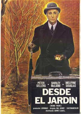 Being There - 11 x 17 Movie Poster - Spanish Style A