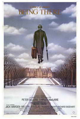 Being There - 27 x 40 Movie Poster - Style A