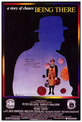 Being There - 27 x 40 Movie Poster - Style B