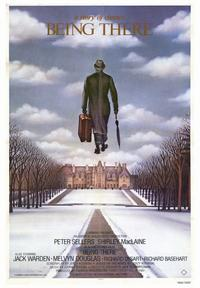 Being There - 43 x 62 Movie Poster - Bus Shelter Style A
