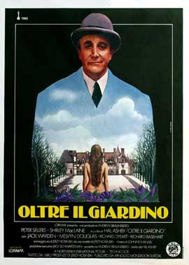 Being There - 27 x 40 Movie Poster - Italian Style A