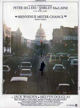 Being There - 11 x 17 Movie Poster - French Style A