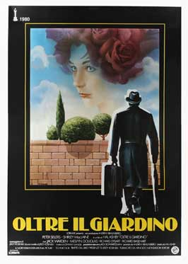 Being There - 11 x 17 Movie Poster - Italian Style B