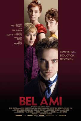Bel Ami - 11 x 17 Movie Poster - Style C