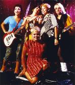 Belinda Carlisle - Belinda Carlisle Posed With Cast